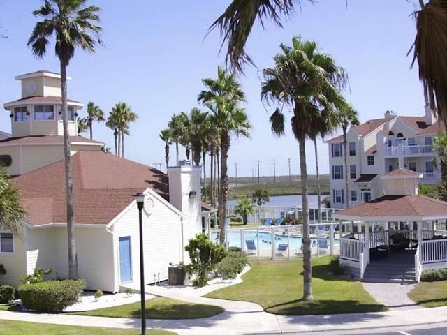 14721 Whitecap Blvd #195, Corpus Christi, TX 78418 (MLS #355023) :: RE/MAX Elite Corpus Christi