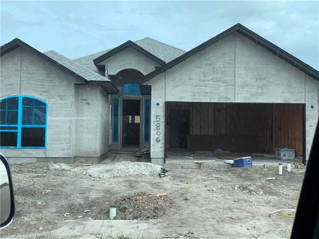 5806 Bella Donna Dr, Corpus Christi, TX 78414 (MLS #355024) :: Desi Laurel Real Estate Group