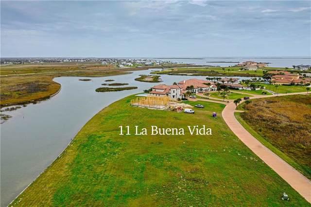 11 La Buena Vida, Aransas Pass, TX 78336 (MLS #355025) :: RE/MAX Elite Corpus Christi