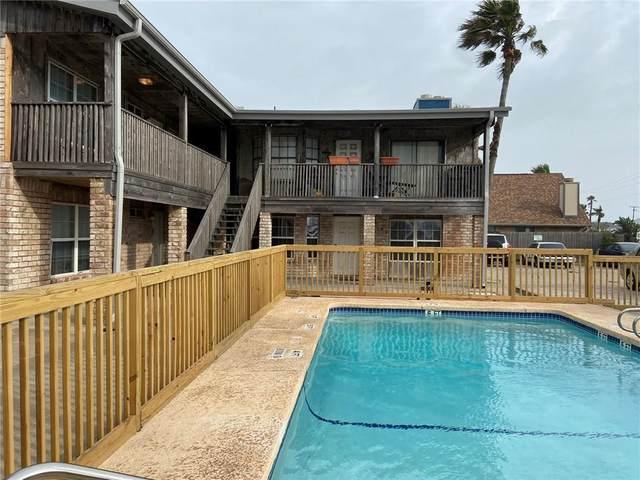 15225 Leeward Drive B7, Corpus Christi, TX 78418 (MLS #355112) :: RE/MAX Elite Corpus Christi