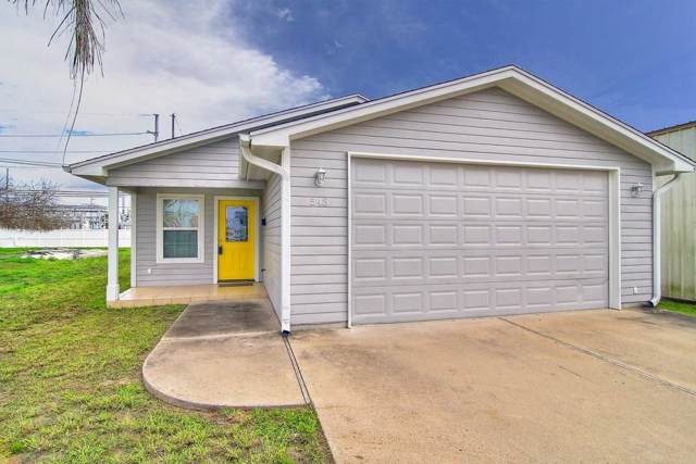 543 S Arch St, Aransas Pass, TX 78336 (MLS #355126) :: Desi Laurel Real Estate Group