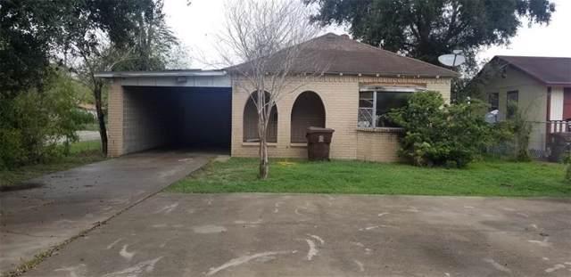 1102 E Ella Ave, Kingsville, TX 78363 (MLS #355252) :: Desi Laurel Real Estate Group