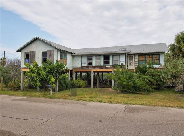 603 E Avenue C, Port Aransas, TX 78373 (MLS #355338) :: KM Premier Real Estate