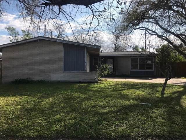 126 Jewitt Dr, Robstown, TX 78380 (MLS #355392) :: Desi Laurel Real Estate Group