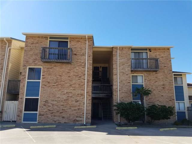 15425 Fortuna Bay Drive #207, Corpus Christi, TX 78418 (MLS #356607) :: KM Premier Real Estate