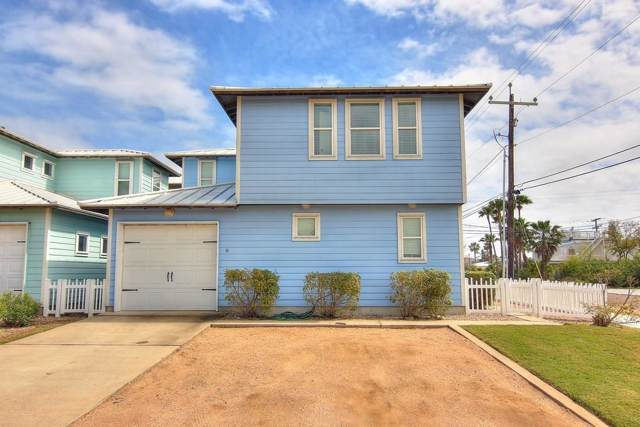 301 Avenue C E #8, Port Aransas, TX 78373 (MLS #356613) :: RE/MAX Elite Corpus Christi