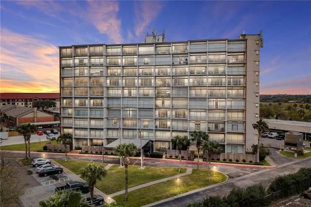 4600 Ocean Drive #904, Corpus Christi, TX 78412 (MLS #356641) :: South Coast Real Estate, LLC