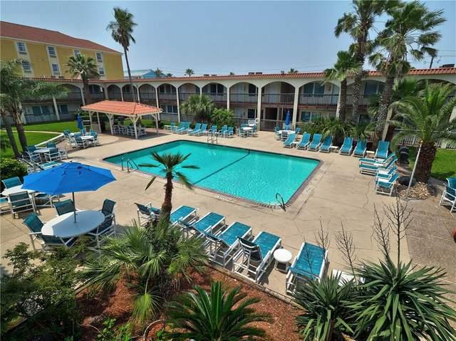15005 Windward Drive #205, Corpus Christi, TX 78418 (MLS #356696) :: RE/MAX Elite Corpus Christi
