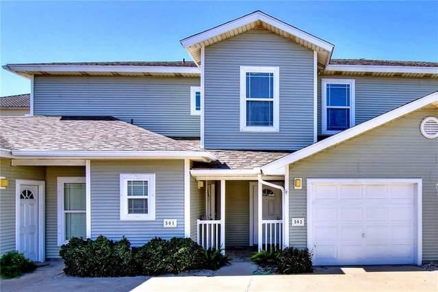 14901 Windward Drive #502, Corpus Christi, TX 78418 (MLS #356702) :: South Coast Real Estate, LLC