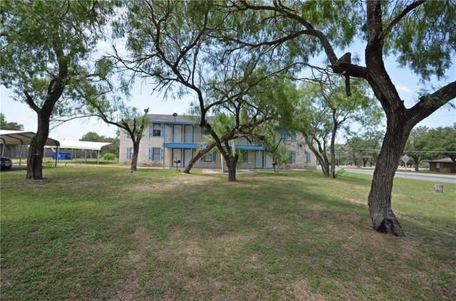 202 Hinton Street, Three Rivers, TX 78071 (MLS #356736) :: KM Premier Real Estate