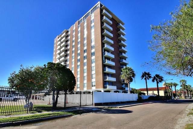715 S Upper Broadway Street #701, Corpus Christi, TX 78401 (MLS #356913) :: RE/MAX Elite Corpus Christi