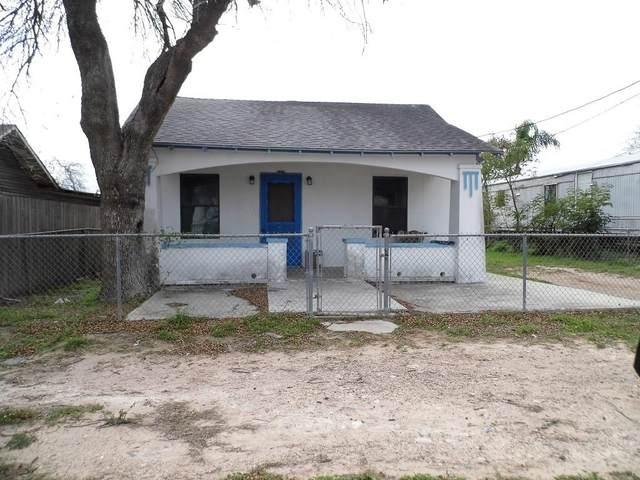 607 E North Street, Hebbronville, TX 78361 (MLS #356934) :: RE/MAX Elite Corpus Christi
