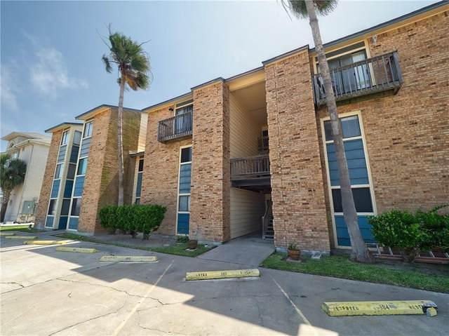 15425 Fortuna Bay Drive #212, Corpus Christi, TX 78418 (MLS #356936) :: KM Premier Real Estate