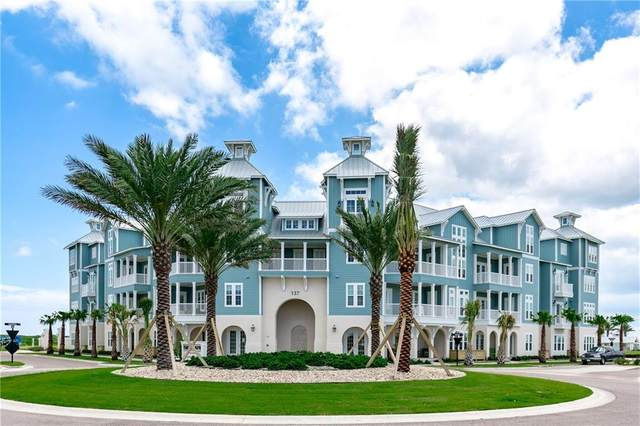 137 Palmilla Circle #204, Port Aransas, TX 78373 (MLS #356990) :: KM Premier Real Estate