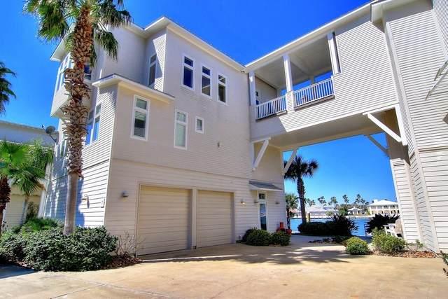 3700 Island Moorings Parkway #7, Port Aransas, TX 78373 (MLS #356994) :: KM Premier Real Estate