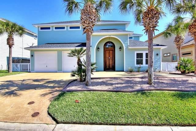 474 Bayside Drive, Port Aransas, TX 78373 (MLS #357032) :: RE/MAX Elite Corpus Christi
