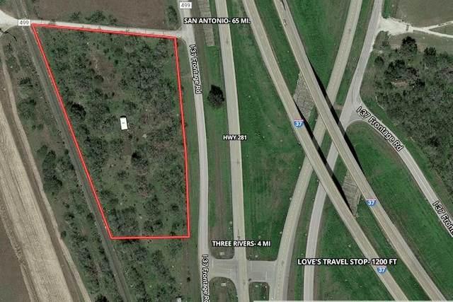 2687 S Hwy 37 Access Rd, Three Rivers, TX 78071 (MLS #357059) :: RE/MAX Elite Corpus Christi