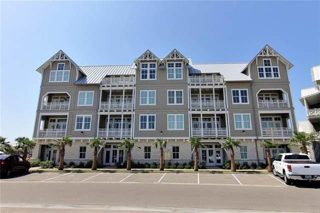 160 Social Circle 2-305, Port Aransas, TX 78373 (MLS #357101) :: RE/MAX Elite Corpus Christi