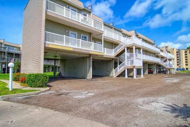 900 N Station Street B5, Port Aransas, TX 78373 (MLS #357113) :: RE/MAX Elite Corpus Christi