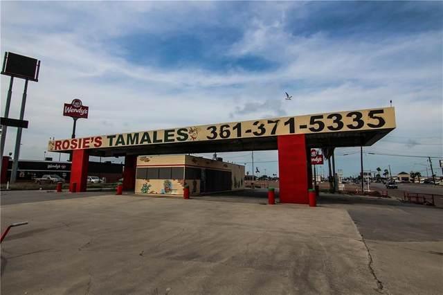 5940 S Padre Island Drive, Corpus Christi, TX 78412 (MLS #357130) :: South Coast Real Estate, LLC