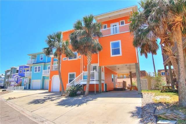 2040 Sand Point, Port Aransas, TX 78373 (MLS #357135) :: Desi Laurel Real Estate Group