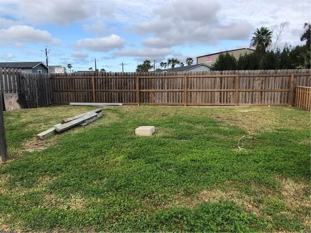134 N Alister Street #27, Port Aransas, TX 78373 (MLS #357179) :: KM Premier Real Estate