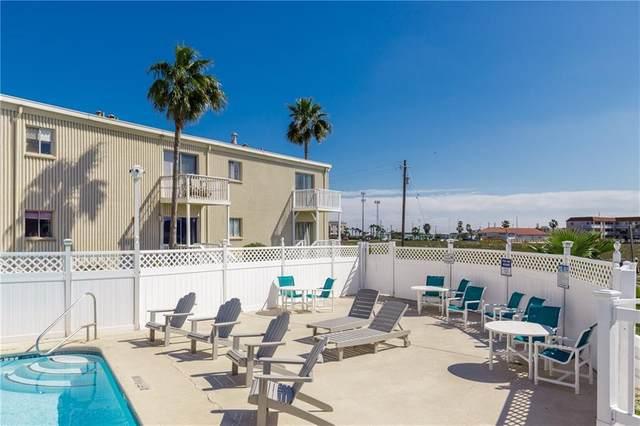 14300 S Padre Island Unit D231 Drive, Corpus Christi, TX 78418 (MLS #357189) :: Desi Laurel Real Estate Group