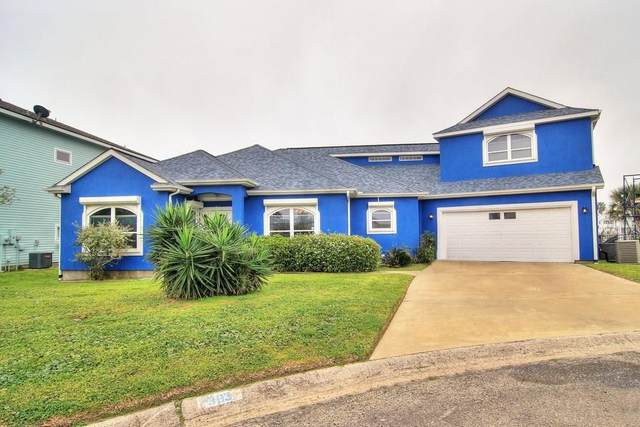 303 Square Rigger Street, Rockport, TX 78382 (MLS #357244) :: RE/MAX Elite Corpus Christi
