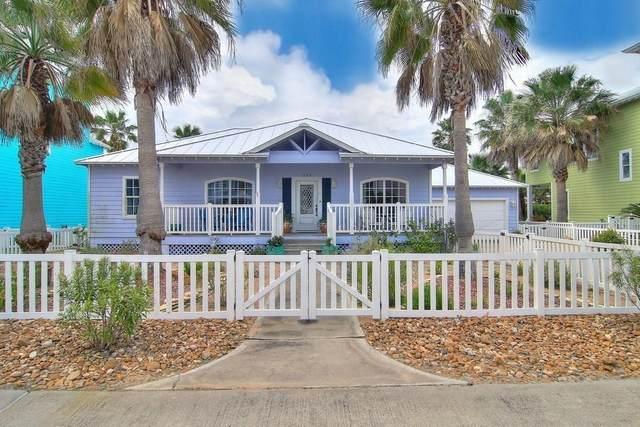 333 Keewaydin, Port Aransas, TX 78373 (MLS #357307) :: Desi Laurel Real Estate Group