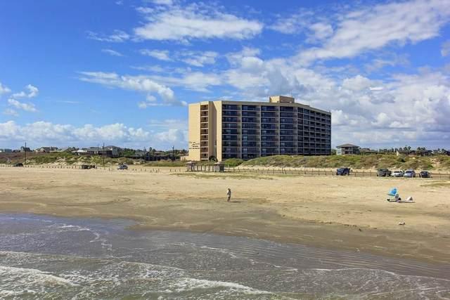 1000 Lantana #701, Port Aransas, TX 78373 (MLS #357356) :: Desi Laurel Real Estate Group