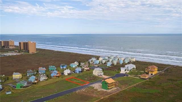 126 Beach View Drive, Port Aransas, TX 78373 (MLS #357444) :: Desi Laurel Real Estate Group