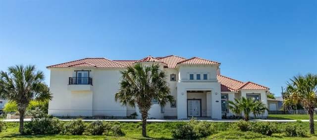6161 Ocean Drive, Corpus Christi, TX 78412 (MLS #357464) :: KM Premier Real Estate