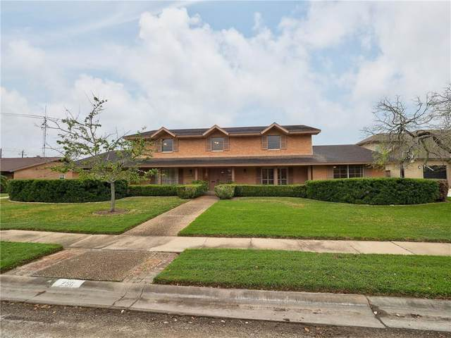 260 Cape Aron Drive, Corpus Christi, TX 78412 (MLS #357517) :: Desi Laurel Real Estate Group