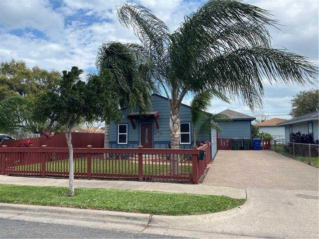 4518 Elvira Drive, Corpus Christi, TX 78416 (MLS #357553) :: Desi Laurel Real Estate Group