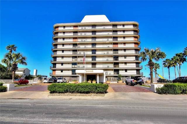 4500 Ocean Drive 2A, Corpus Christi, TX 78412 (MLS #357568) :: KM Premier Real Estate