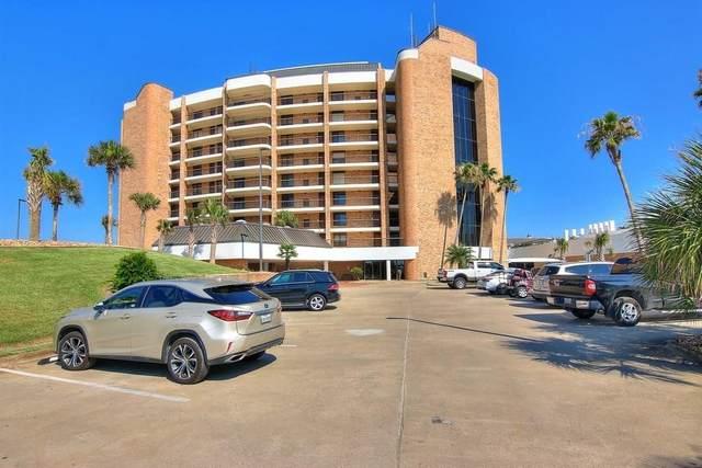 720 Access Road 1-A #206, Port Aransas, TX 78373 (MLS #357608) :: Desi Laurel Real Estate Group