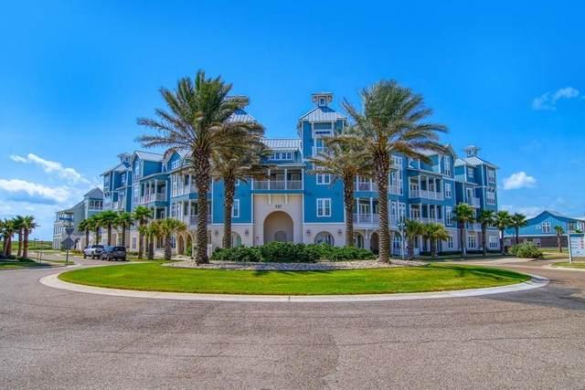 137 Palmilla #201, Port Aransas, TX 78373 (MLS #357819) :: Desi Laurel Real Estate Group