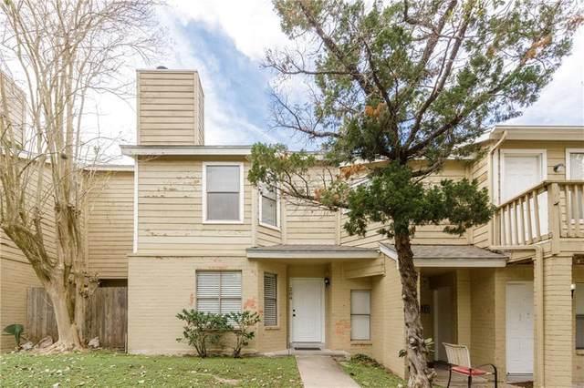 4401 River Valley Drive #204, Corpus Christi, TX 78410 (MLS #357892) :: Desi Laurel Real Estate Group