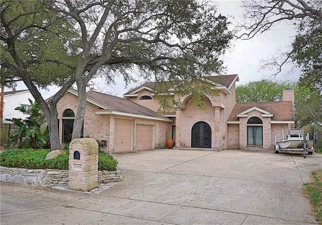 6109 Lost Creek Drive, Corpus Christi, TX 78413 (MLS #357971) :: South Coast Real Estate, LLC