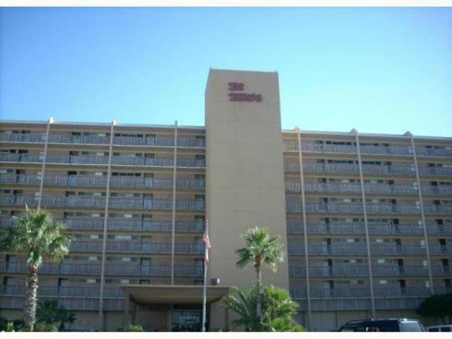 4000 Surfside #707, Corpus Christi, TX 78402 (MLS #357989) :: RE/MAX Elite Corpus Christi