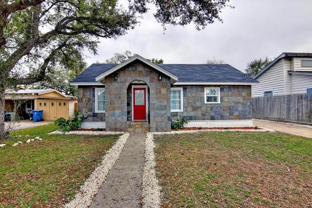 916 E Main Street, Sinton, TX 78387 (MLS #358046) :: Desi Laurel Real Estate Group