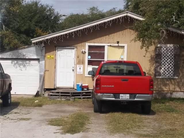 1036 N Houston Street, Aransas Pass, TX 78336 (MLS #358106) :: RE/MAX Elite Corpus Christi