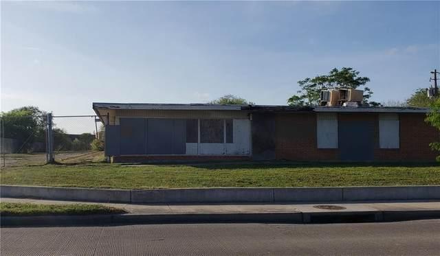 4909 Kostoryz Road, Corpus Christi, TX 78415 (MLS #358237) :: KM Premier Real Estate