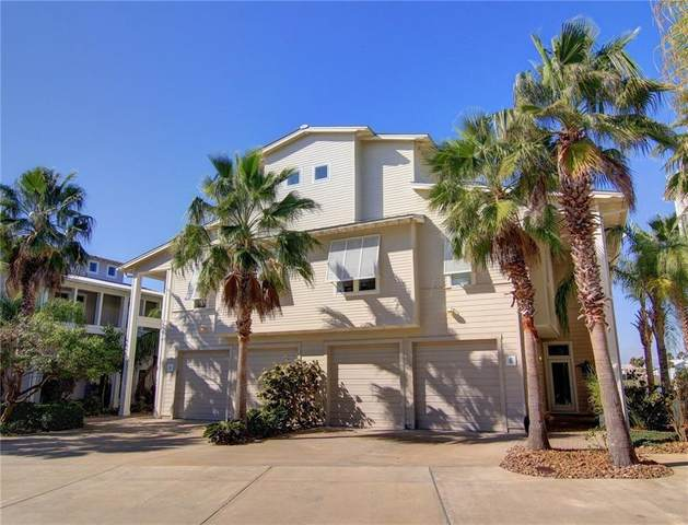 3700 Island Moorings Parkway #6, Port Aransas, TX 78373 (MLS #358306) :: RE/MAX Elite Corpus Christi