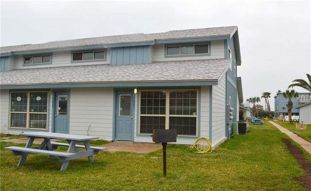 715 Beach Access Road 1A #1001, Port Aransas, TX 78373 (MLS #358323) :: KM Premier Real Estate