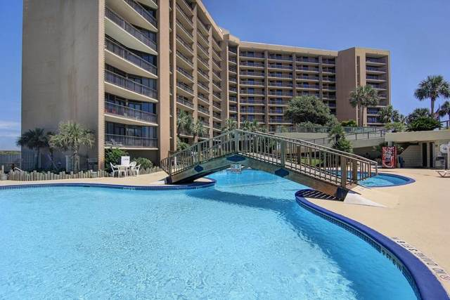 6649 Seacomber Drive #304, Port Aransas, TX 78373 (MLS #358407) :: KM Premier Real Estate