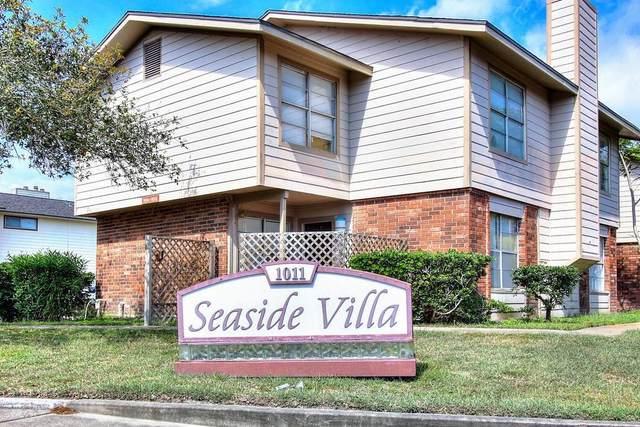 1011 Ennis Joslin Road #235, Corpus Christi, TX 78412 (MLS #358501) :: KM Premier Real Estate