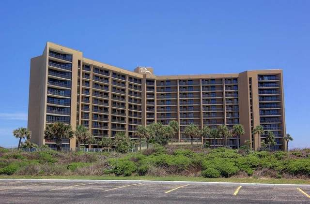 6649 Seacomber Drive #601, Port Aransas, TX 78373 (MLS #358518) :: KM Premier Real Estate