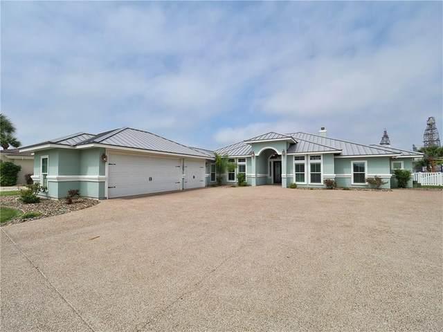 654 Shoreline Circle, Port Aransas, TX 78373 (MLS #358570) :: RE/MAX Elite Corpus Christi