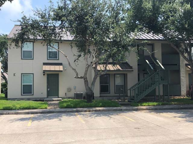 302 Saint Andrews Street K102, Rockport, TX 78382 (MLS #358639) :: RE/MAX Elite Corpus Christi